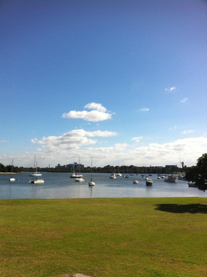 Banjo Paterson Park. Gladesville NSW. #Park #Parks #Reserve #Water #River #Gladesville #RydeLocal #CityofRyde