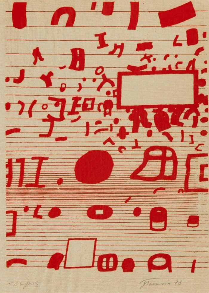 Jan Tarasin - Zapis, 1978