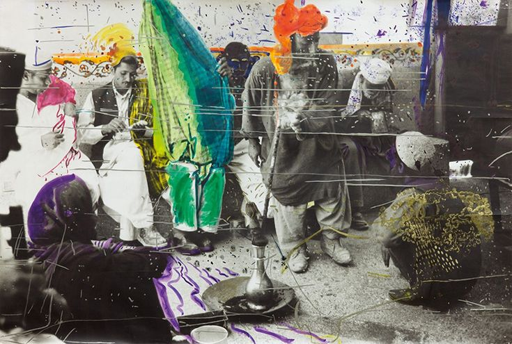 <p>Today+is+the+occasion+to+bear+in+mind+Sigmar+Polke+(13/2/1941-10/6/2010),+he+is+an+artist+whose+work+defies+easy+definitions.+He+is+one+of+the+most+significant+painters+of+the+post-war+generation,+yet+his+career+has+by+no+means+been+confined+to+painting.+Polke's+artistic+diversity,+and+his+resistance+to+…</p>