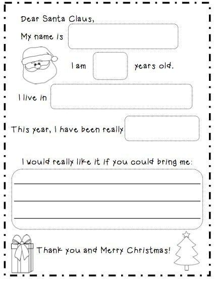 Santa loves giving gifts to children who have excellent literacy skills! Get your students to write a letter to Santa. Short template, but can be adapted to fit all learners! BONUS - you can even send them to Santa and receive a letter back. This can also be adapted for higher-ability students or secondary students to make it a persuasive writing task. Use persuasive techniques in your letter to convince Santa to bring you all the gifts you want!ENGLISH/LITERACY/PRIMARY/SECONDARY