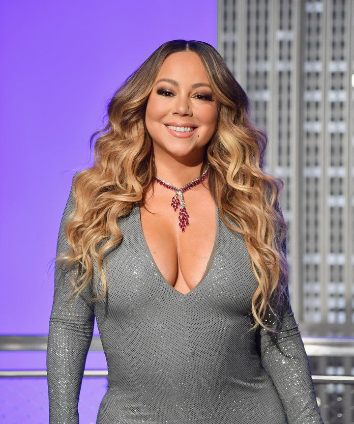 Mariah Carey Hated Her 1994 Bangs Too Mariah Carey Celebrity Style Mariah