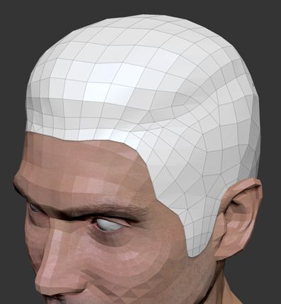 Airship Images - Breakdown : Making the Hair on The Division