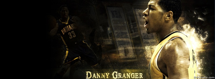 Indiana Pacers Danny Granger Facebook Covers