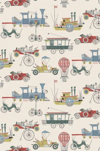 Cole Son - Lilleby Transport Wallpaper