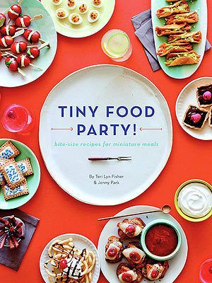 26 best food plating images on pinterest gastronomy food food the nook book ebook of the tiny food party bite size recipes for miniature meals by teri lyn fisher jenny park fandeluxe Image collections