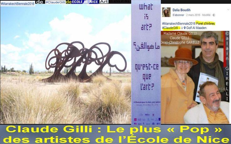 #ClaudeGILLI Claude Gilli : Le plus « Pop » des artistes de l'École de Nice #ArtCotedAZUR  http://www.artcotedazur.fr/artistes,181/art-contemporain,183/claude-gilli-le-plus-pop-des-artistes-de-l-ecole-de-nice,3429