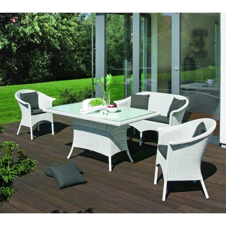 sitzgruppe cayman in 4 farben ihr online shop f r exklusive gartenm bel garten moebel. Black Bedroom Furniture Sets. Home Design Ideas