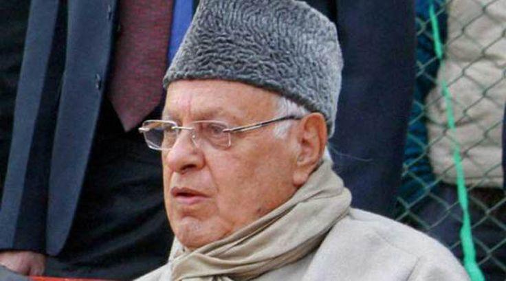 Farooq Abdullah speaking language of separatists for electoral gains: Jitendra Singh