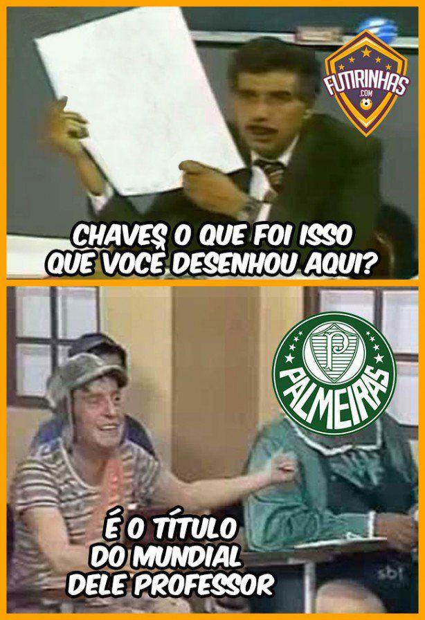 Mundial Palmeiras Sem mundial, Memes do palmeiras, Memes