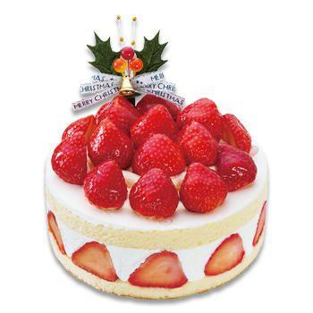 クリスマス あまおう苺たっぷりの贅沢ショートケーキ | クリスマス | | ケーキ・洋菓子 | 株式会社不二家