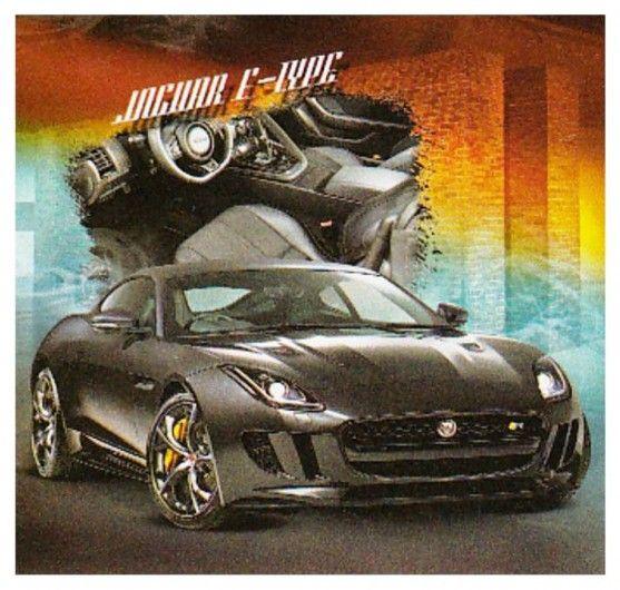 Kalender Dinding Executive Dream Car 2016