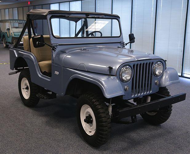 1964 Jeep CJ-5 | Jeep Collection