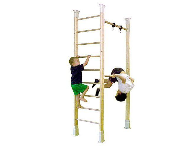 sprossenwand.com - Sprossenwand für Kinder - Kinderzimmer - Kindersport