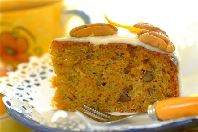 Easy Carrot Cake Recipe Jamie Oliver: A Perennial Favourite Cake Which Is Moist And Delicious