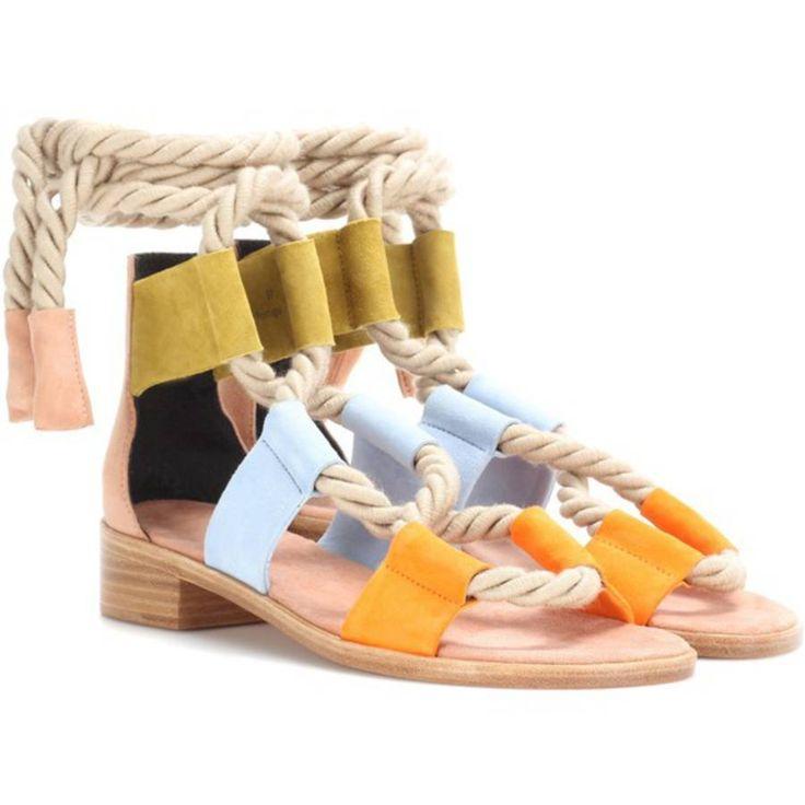 Chaussures d'été Pierre Hardy