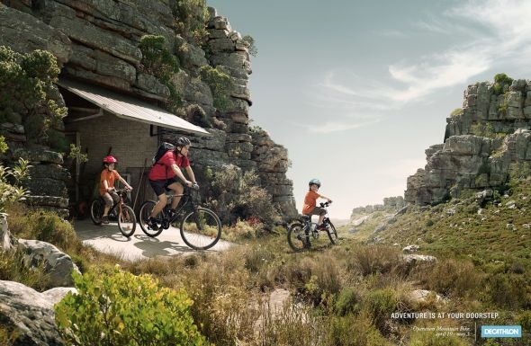 Decathlon: Operation Mountain Bike