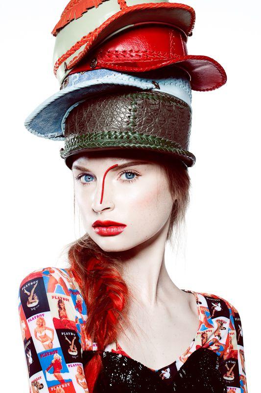 Miss Match / Culture by Yulia Gorbachenko, via Behance