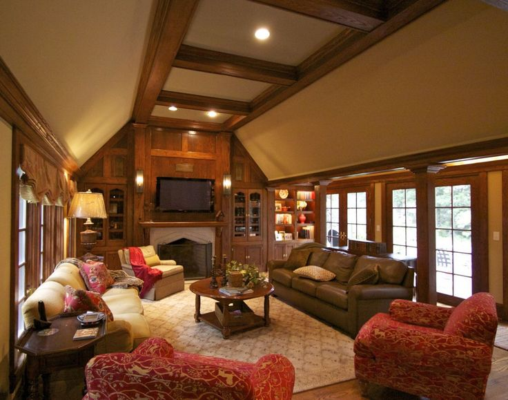english tudor interior design - Google Search | Tudor Homes ...