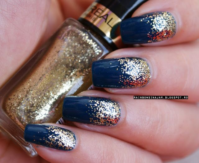 25+ Prom Nails Navy , CT Hair \u0026 Nail Design Ideas