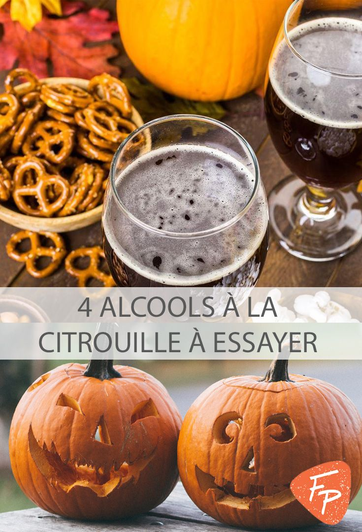 Il existe plusieurs bières et alcools à saveur de citrouille qui seront parfaits pour vos soirées à thématique Halloween ou tout simplement à siroter lors des soirées d'automne. On vous présente donc 4 alcools à la citrouille, disponibles à la SAQ ou dans les épiceries et dépanneurs.