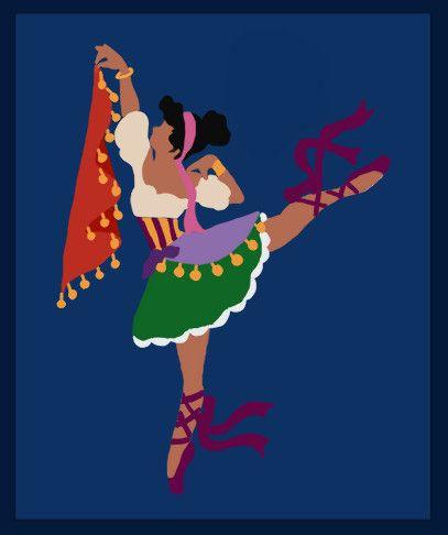 deviantART: More Like Disney Ballerina: Pocahontas by ~middleR3DD