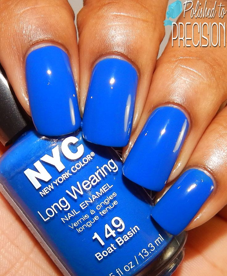 Nyc Metallic Nail Polish: Best 25+ Royal Blue Nail Polish Ideas On Pinterest