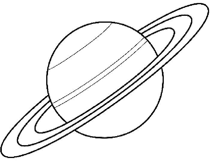 Планета Юпитер - razukrashki.com