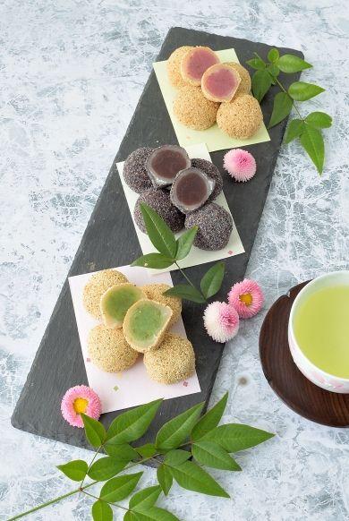 「ケシの実だんご」陽子 | お菓子・パンのレシピや作り方【cotta*コッタ】