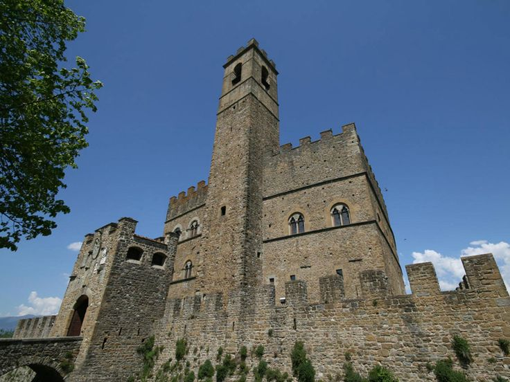 Castelli della Toscana, la leggenda di Poppi   Diari di viaggio
