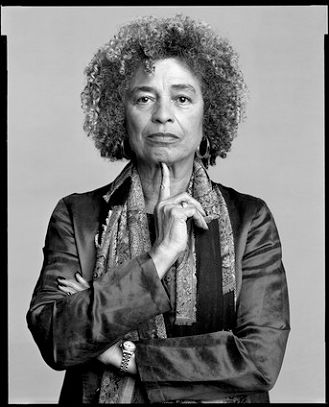 Angela Davis, activist, scholar and author. 'What's more important than the racial identification of the person is how that person thinks about race' (Guardian, 2007)
