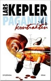 Lars Kepler Paganini Kontrakten