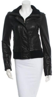 Ted Baker Leather Jacket w/ Tags - Shop for women's Jacket