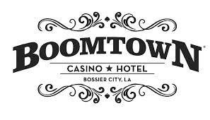 Pretty cool logo design -- Logo for Boomtown Casino & Hotel Bossier City