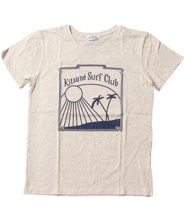 KITSUNE TEE SURF CLUB