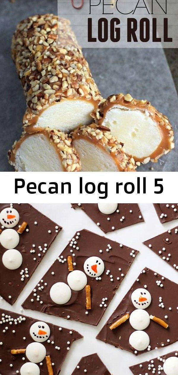 Pecan log roll 5