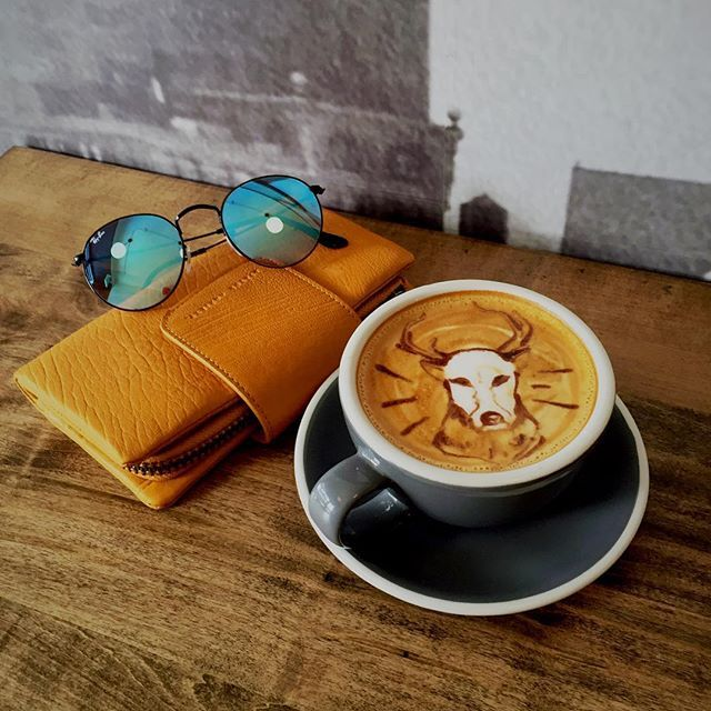 Our favourite raybans, wallet brand AND coffee house (Tribeca coffee)