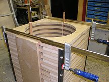 Great site that explain how to make drum molds.