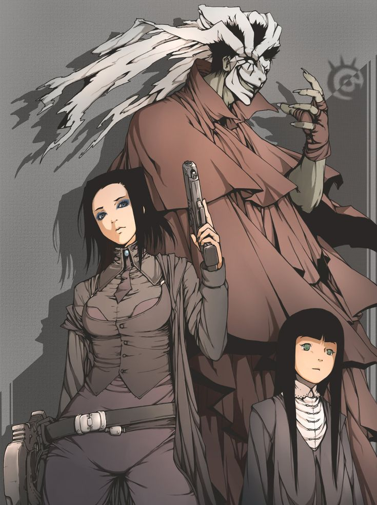 Ergo Proxy by BelsProfile.deviantart.com on @deviantART