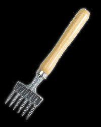 PICAHIELO: Existen dos tipos: 1 y 6 puntas y deben ser de acero inoxidable.