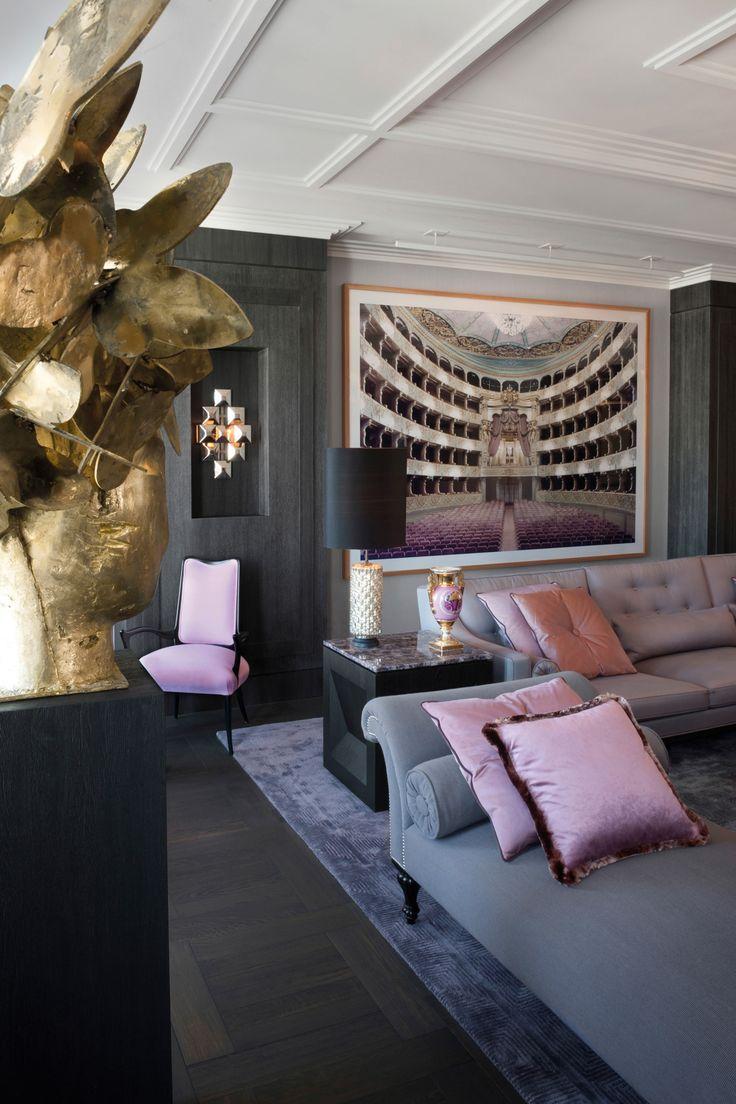 Global Design: Russian inspired violet brilliance — The Decorista