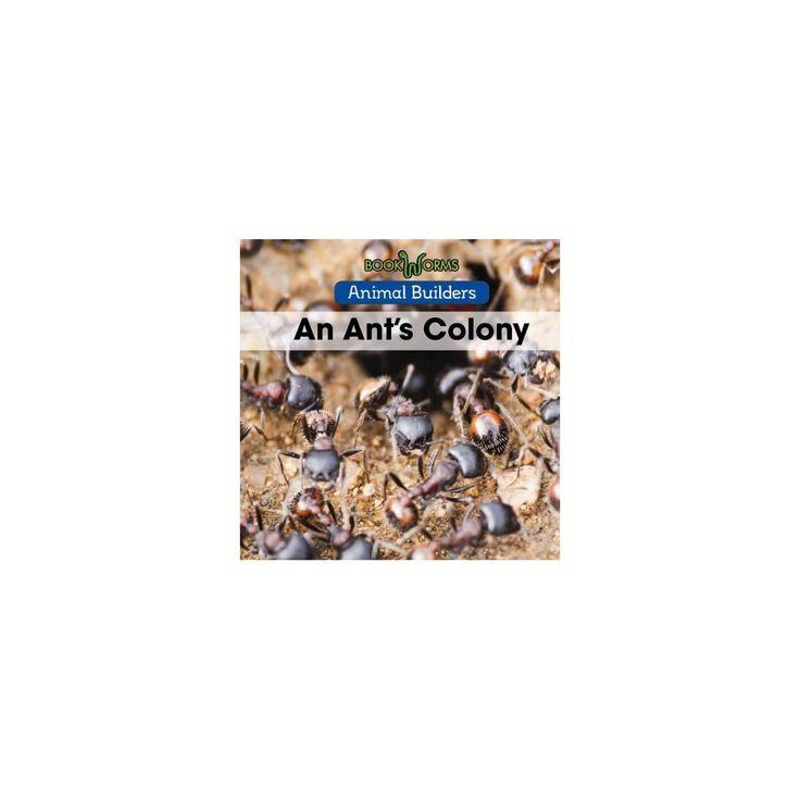 Ant's Colony (Vol 6) (Paperback) (Erika De Nijs)