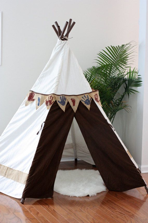 Tipi Kids Tee Pee Tent Pattern Instant Download By Tohugabug On Etsy