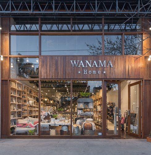Diseño de locales comerciales en Palermo – Wanama Home – Arq. Flavio Dominguez