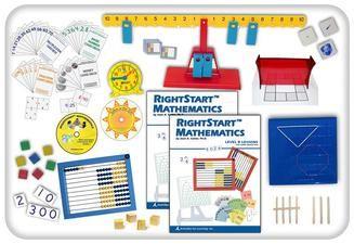 RightStart™ Mathematics Level B Starter Kit