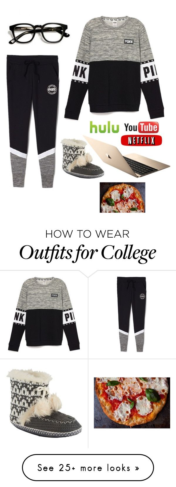 """Lounge outfit"" by eleanoramalouf on Polyvore featuring moda, John Lewis, women's clothing, women's fashion, women, female, woman, misses i juniors"