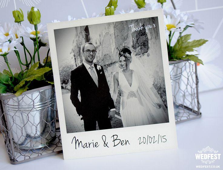 ibiza wedding thank you card