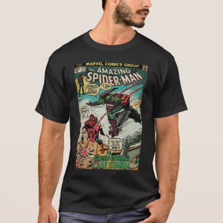 The Amazing Spider-Man Comic #122 T-Shirt - tap, personalize, buy right now!