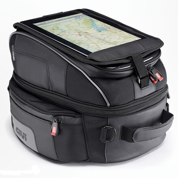 Givi XS306 25Ltr Tanklock Tank Bag – Includes Fitting Kit   Givi   BBB