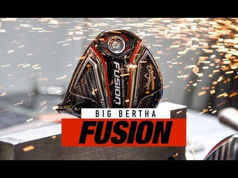 Callaway Big Bertha Fusion Driver - Drivers - Golf Clubs - Puetz Golf