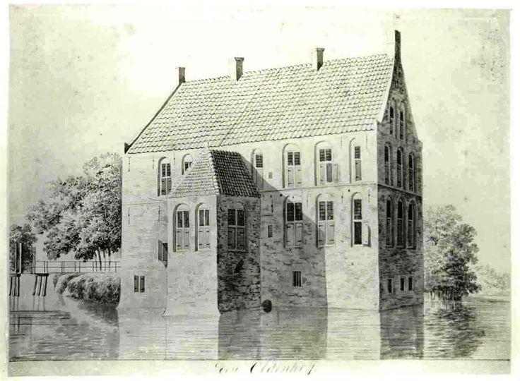 Pentekening | De Oldenhof | Canon van Vollenhove | regiocanons.nl